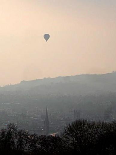 Skyline walk & Hot air ballooning